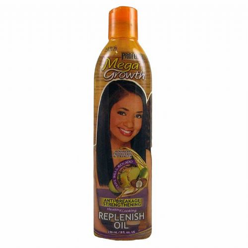 Mega Growth Anti-Breakage Replenish Oil 236ml